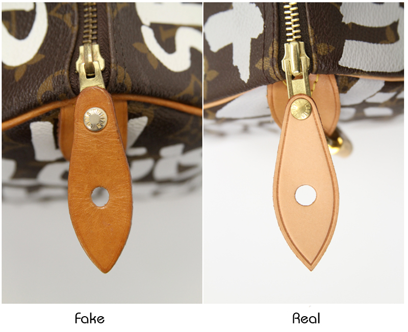 how to tell if a vintage louis vuitton is real