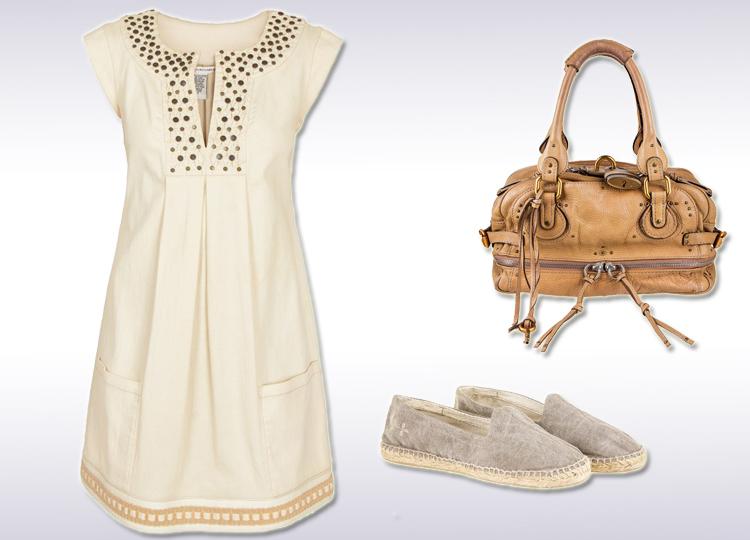 Για τις βραδινές βόλτες  Ένα φόρεμα σε αρχαιοελληνική γραμμή είναι ό 1073ad4ce38